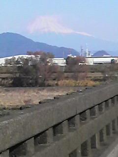 富士見橋から富士見